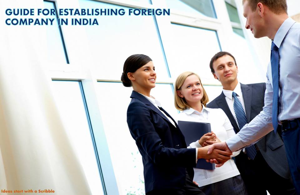Foreign company  in india