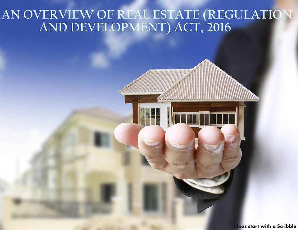 Over view of real estate